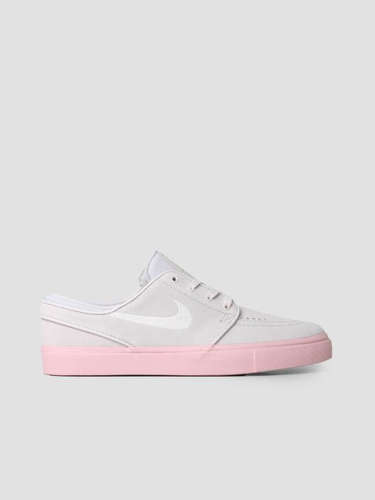 c04b286a7234 Nike SB Zoom Stefan Janoski Vast Grey Phantom Bubblegum Bubblegum  333824-074 ...