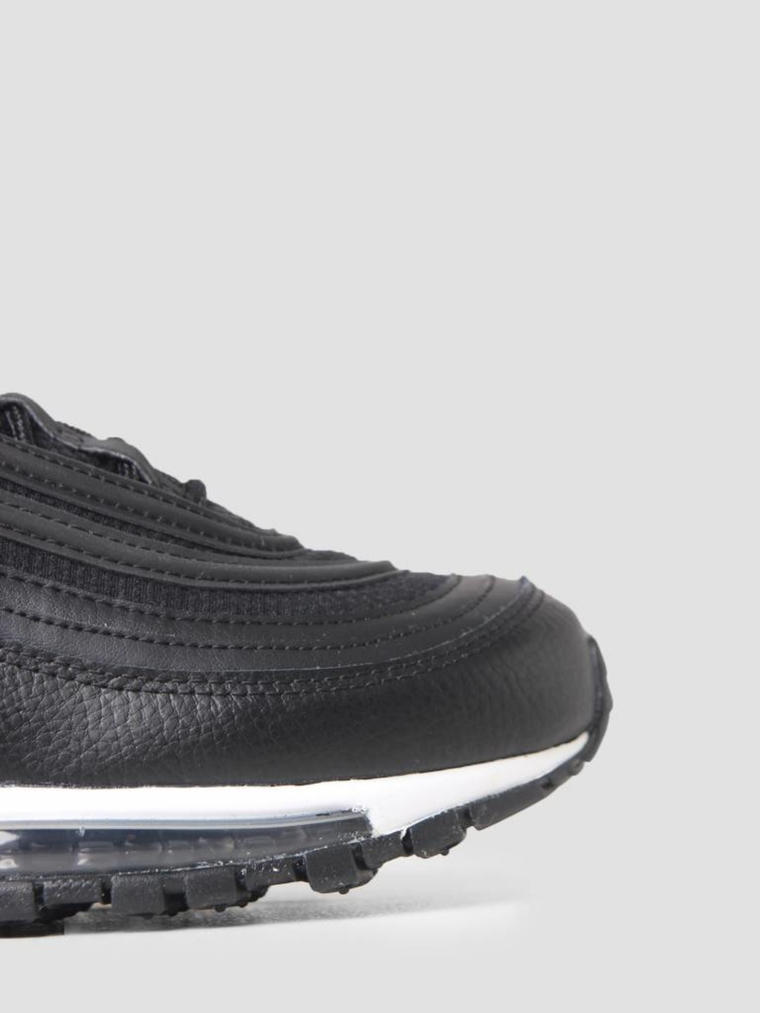 Nike Nike Air Max 97 Lux Black Black White Ar7621-001