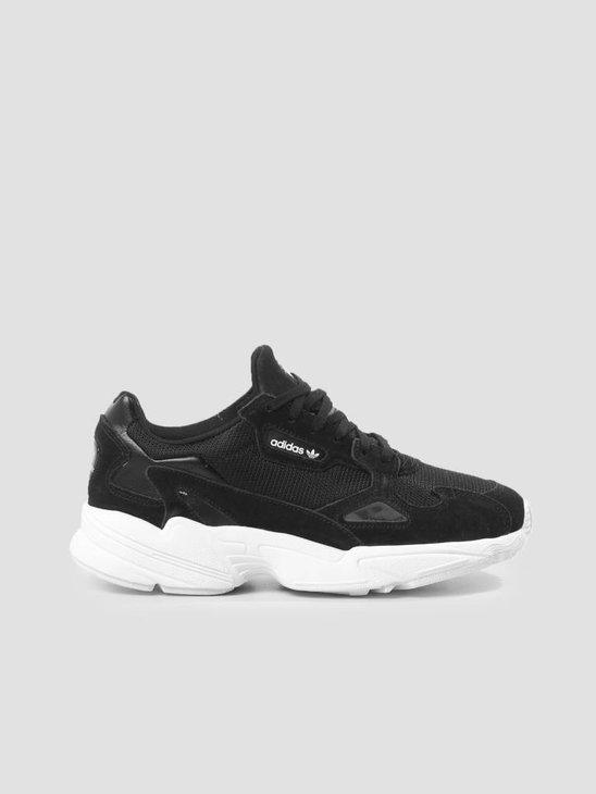 adidas Falcon W Core Black Core Black Footwear White B28129