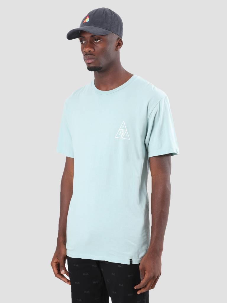 HUF HUF Memorial Triangle T-Shirt Cloud Blue TS00389