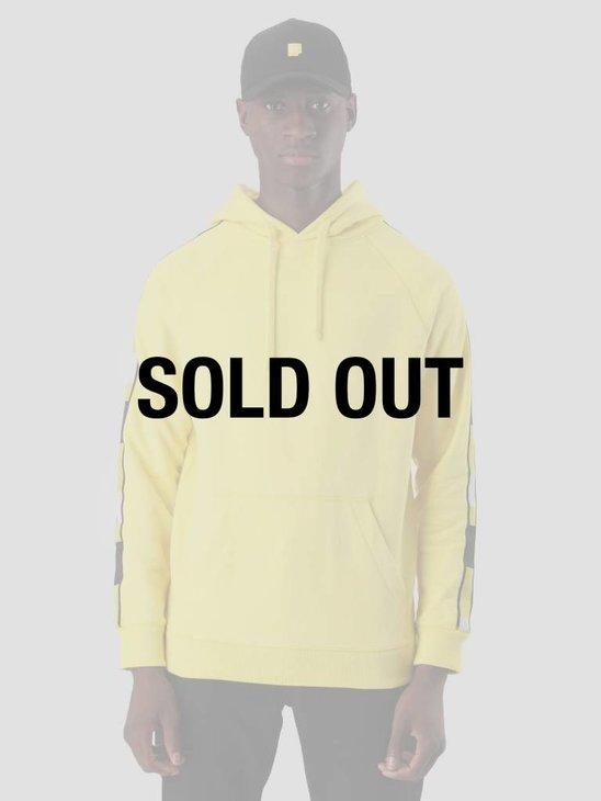 FRESHCOTTON x ADE Bars Hoodie Yellow