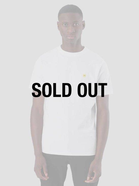 FRESHCOTTON x ADE Blocks T-Shirt White