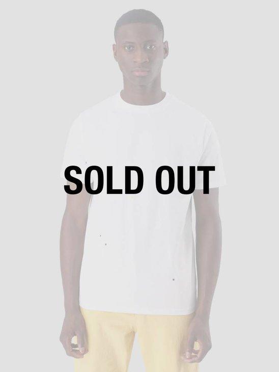 FRESHCOTTON x ADE Pixel T-Shirt White