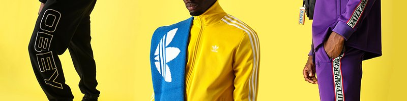 How to wear: Tracksuits