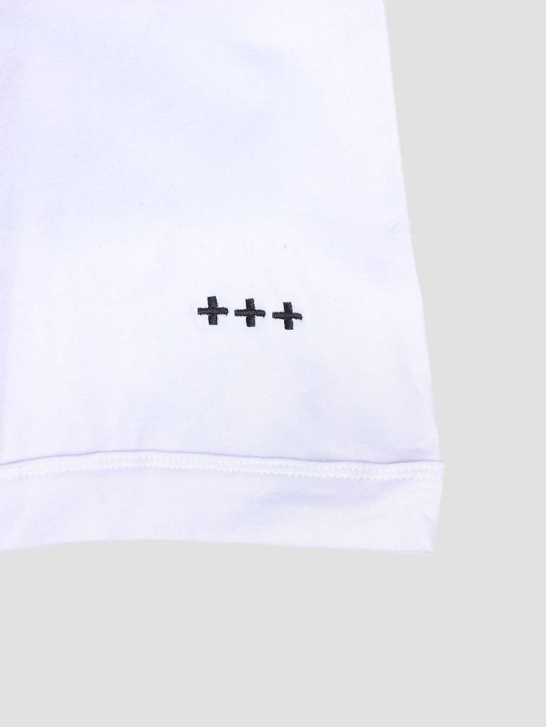 Quality Blanks Quality Blanks QB04 2-pack Trunks White White