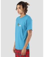 Stussy Stussy Butterfly T-Shirt Ocean 0816