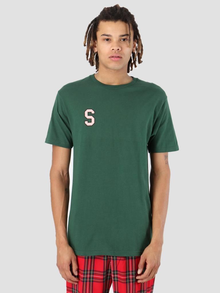 Stussy Stussy College Arc T-Shirt Pine 0460