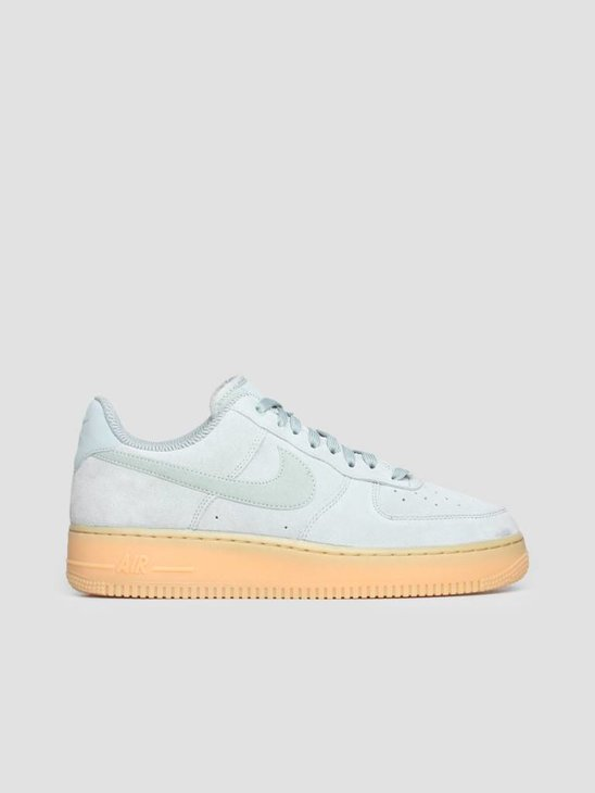 Nike Air Force 1 '07 Se Mica Green Mica Green Gum Light Brown Aa0287-301