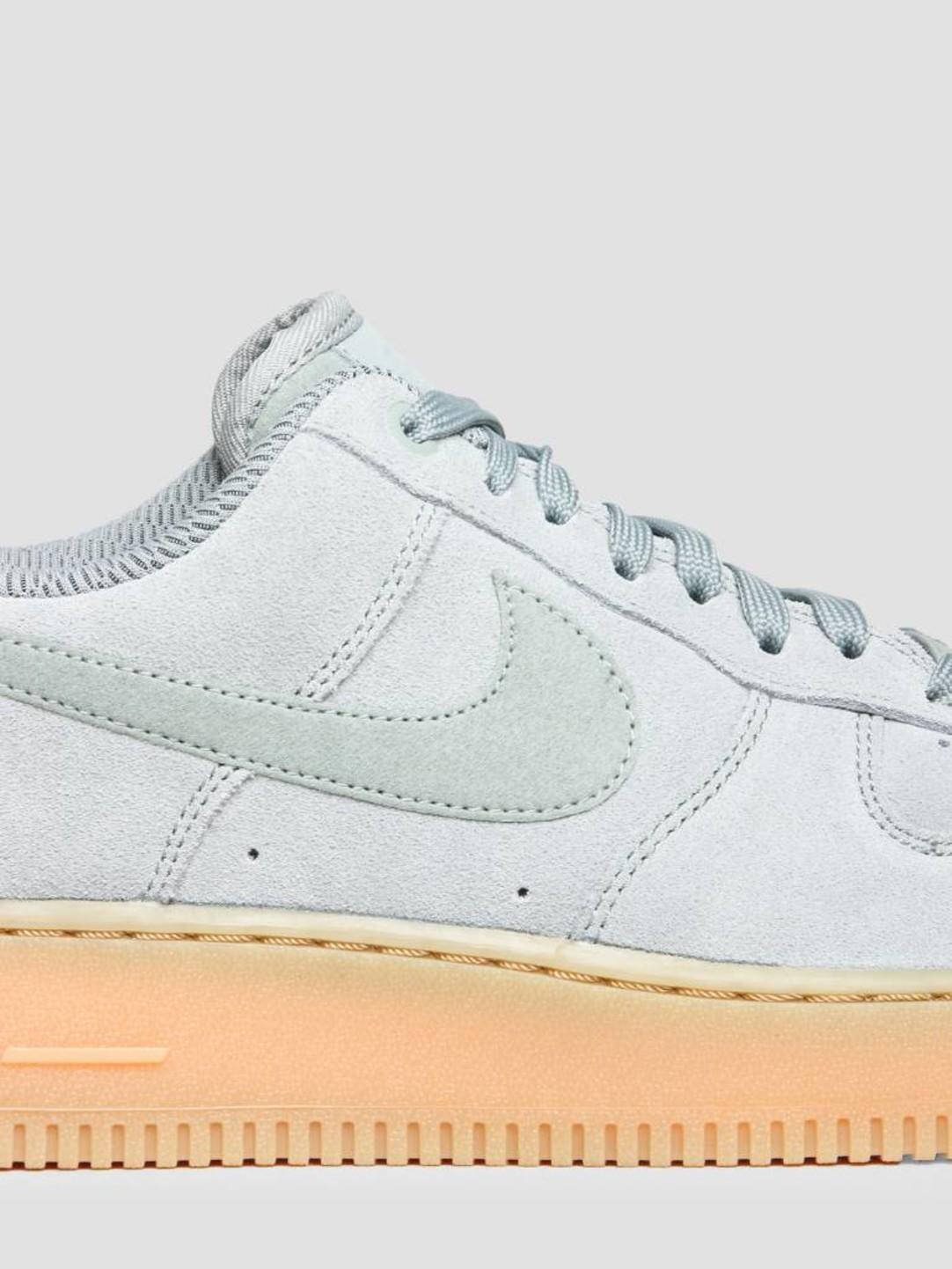 Nike Nike Air Force 1 '07 Se Mica Green Mica Green Gum Light Brown Aa0287-301