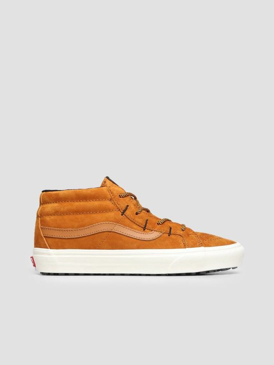 Vans SK8-Mid Reissue Ghillie MTE Sudan Brown Marshmallow VN0A3TKQUCS1