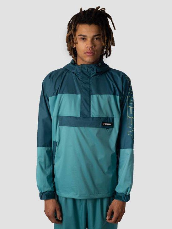 Stussy Alpine Pullover Jacket Mint 0406