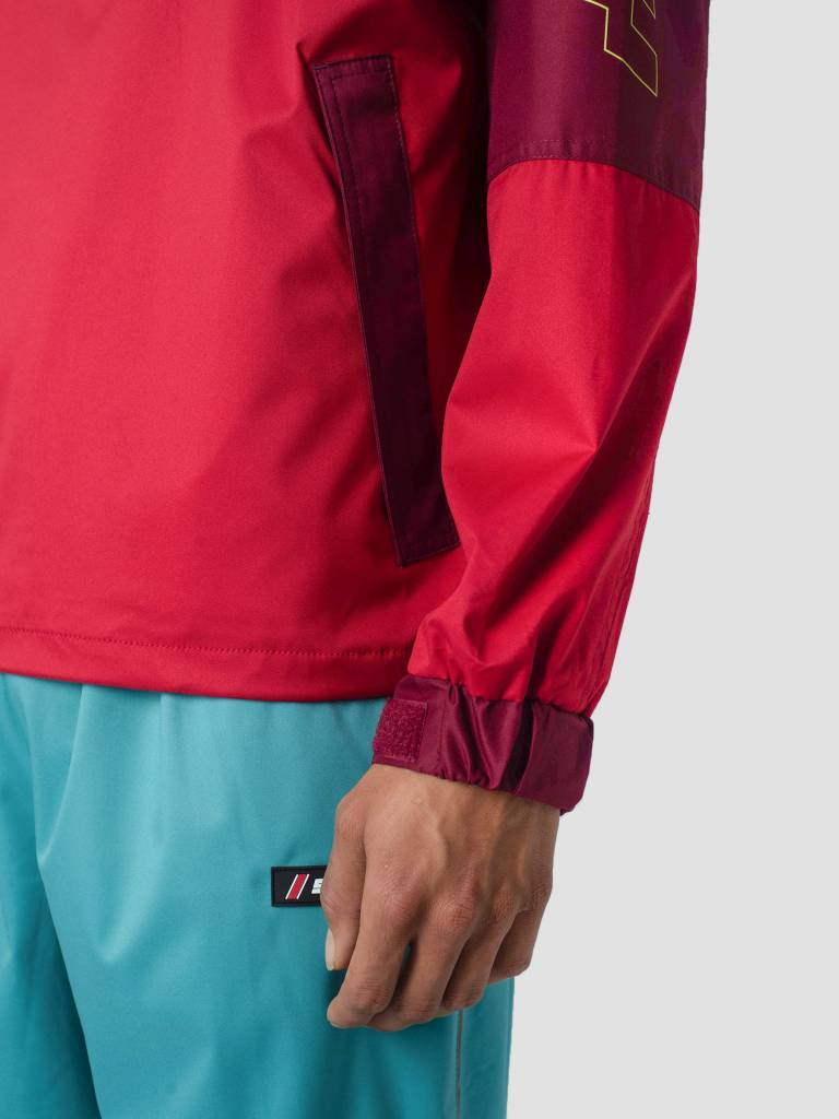 Stussy Stussy Alpine Pullover Jacket Red 0601