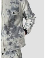 Stussy Stussy Hickory Stripe Garage Jacket Jacket Natural 1002