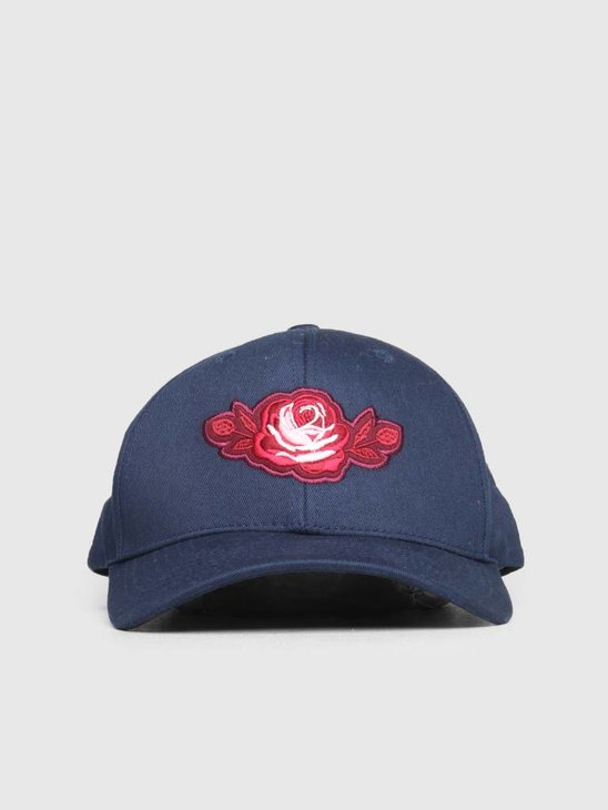 Les Deux Baseball Cap Rose Navy LDM702005