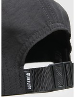The Quiet Life The Quiet Life Origin 5 Panel Camper Hat Black 18FAD2-2195-BLK