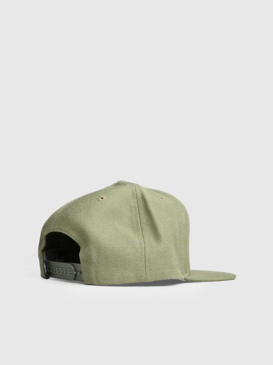 Stussy Stussy Ho18 Stock Cap Olive 0403