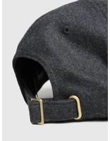 Stussy Stussy Stock Wool Low Pro Cap Black 0001