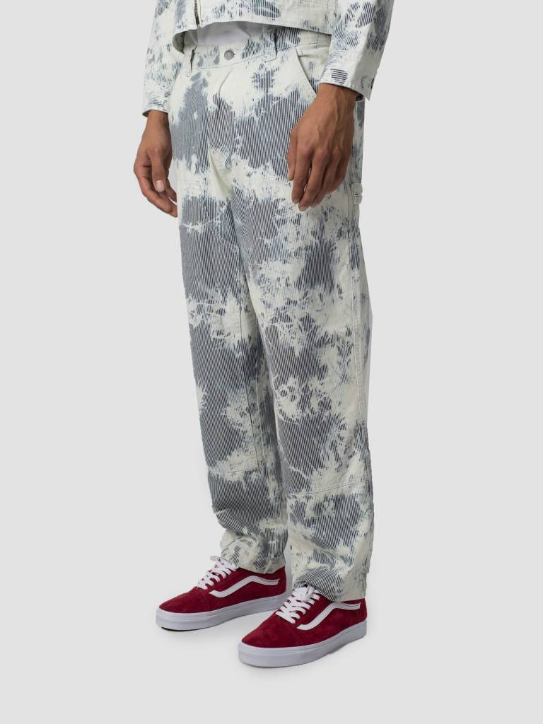 Stussy Stussy Hickory Stripe Work Pant Pant Natural 1002
