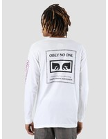 Obey Obey Understanding T-Shirt White 164901859-WHT