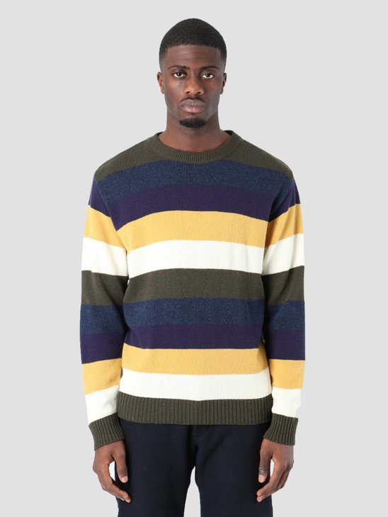 Arte Antwerp Kaylor Knitted Sweater Multi Color AW18-059