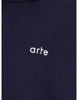 Arte Antwerp Arte Antwerp Kreator Longsleeve Polo Lilas AW18-025