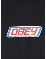 Obey Obey Foreign Candy T-Shirt Off black 166911850-OBK