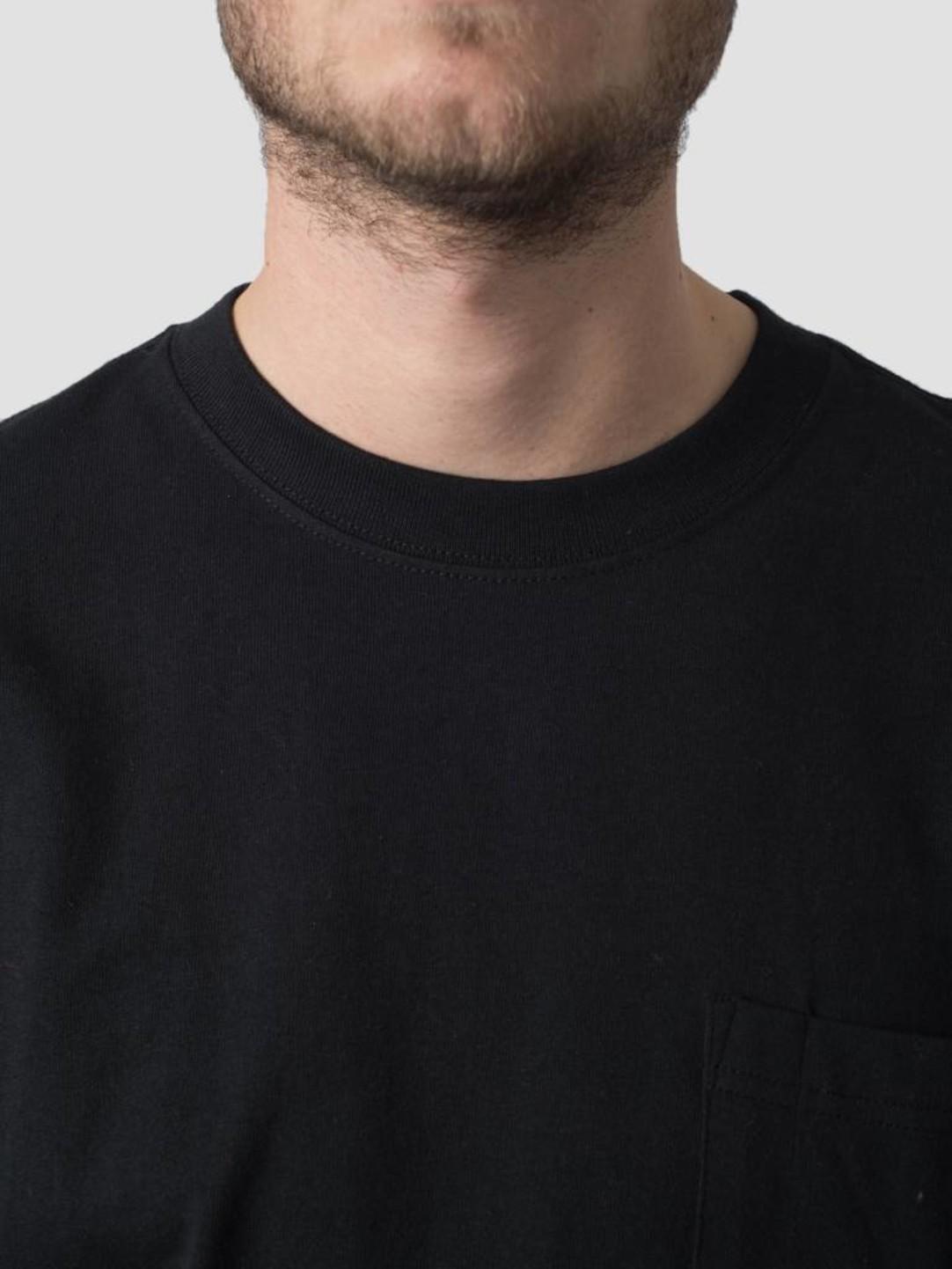 Dickies Dickies Pocket Longsleeve Black WL450
