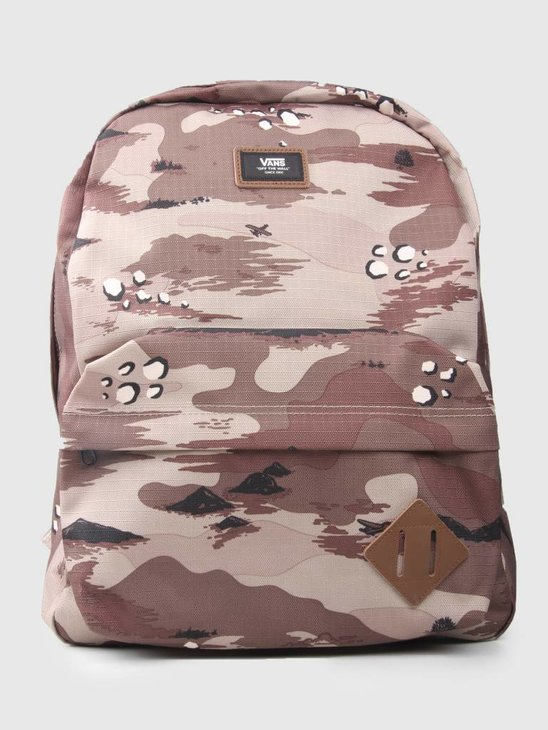 Vans Old Skool II Backpack Storm Camo VN00ONIRV11