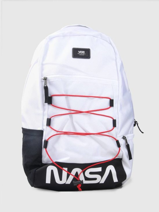 Vans Snag Plus Backpack Space White VN0A3HM3XH91