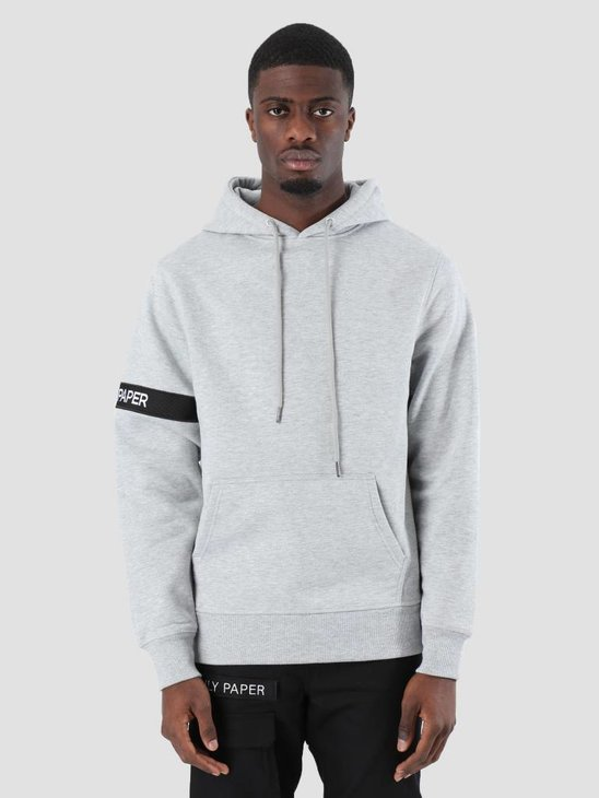 Daily Paper Captain Hoodie Grey NOST03