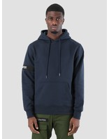 Daily Paper Daily Paper Captain Hoodie Navy NOST05