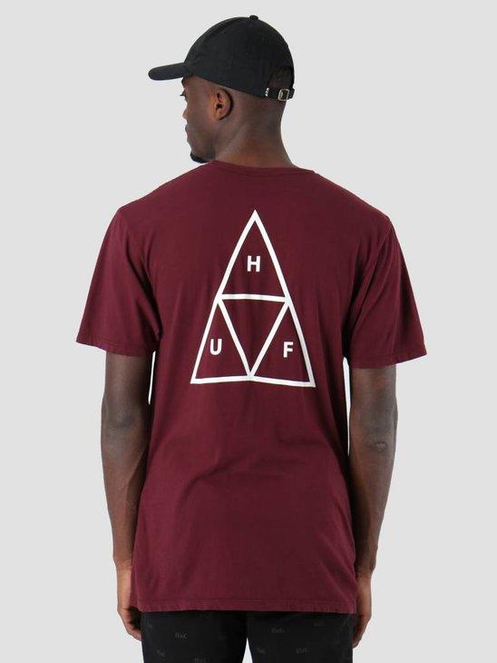 HUF Essentials Tt T-Shirt Port Royale Ts00509