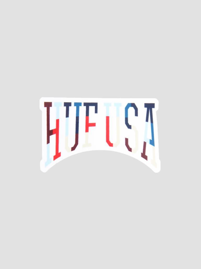 HUF HUF Sticker Set Assorted Ac00145