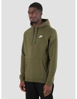 Nike Nike Sportswear Hoodie Olive Canvas Olive Canvas White 804346-395