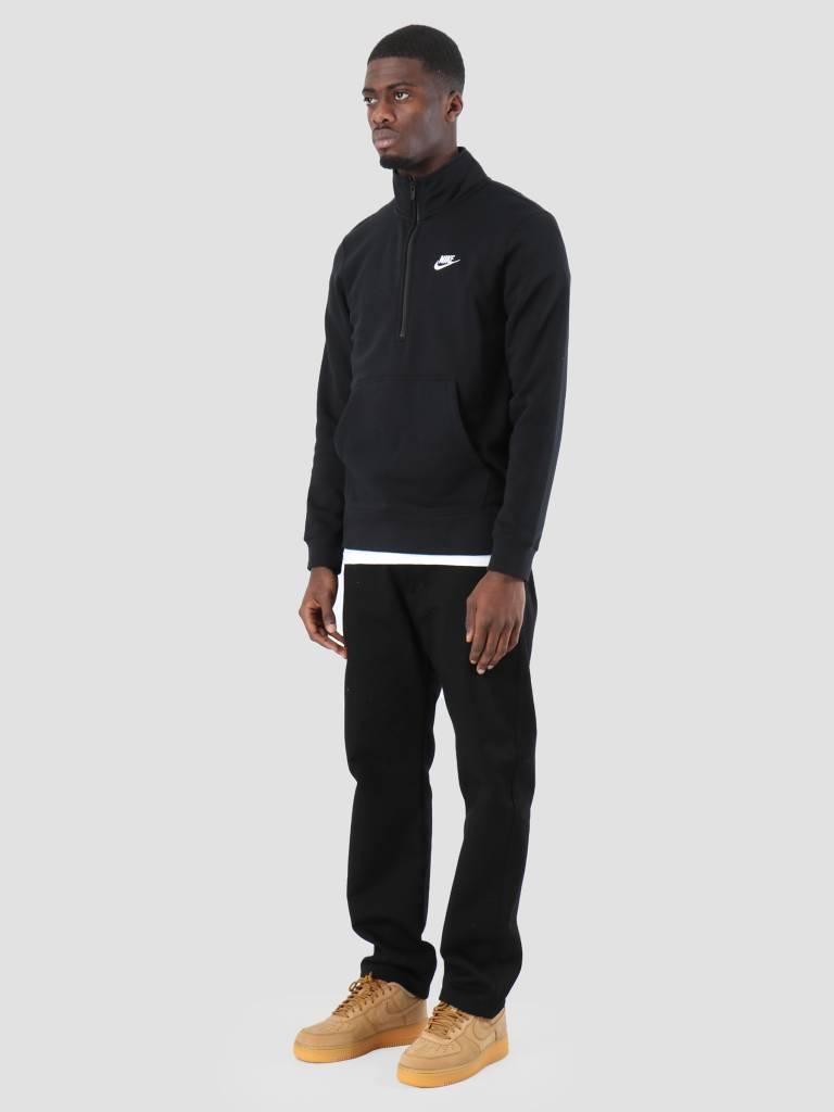 Nike Nike NSW Sweater Black Black Black White 929452-010