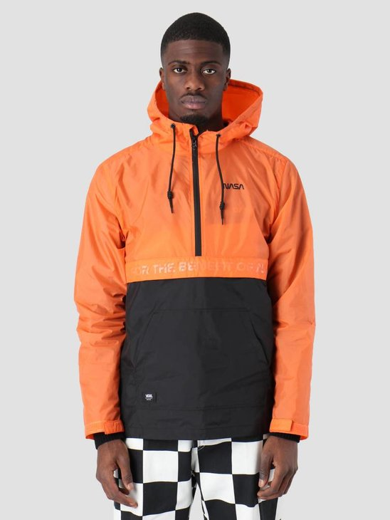 Vans Space Anorak Space Orange VN0A3W7AXH71