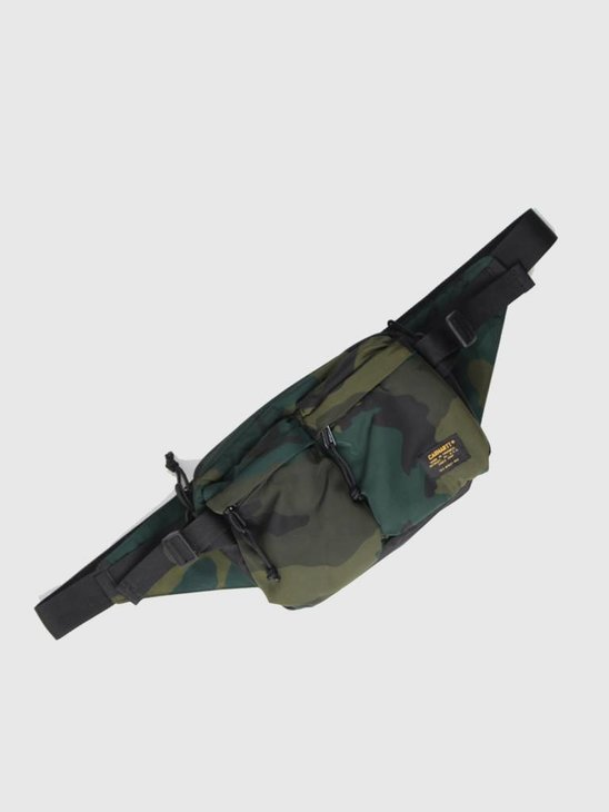 Carhartt Military Hip Bag Camo Combat Green Black I024252-83690