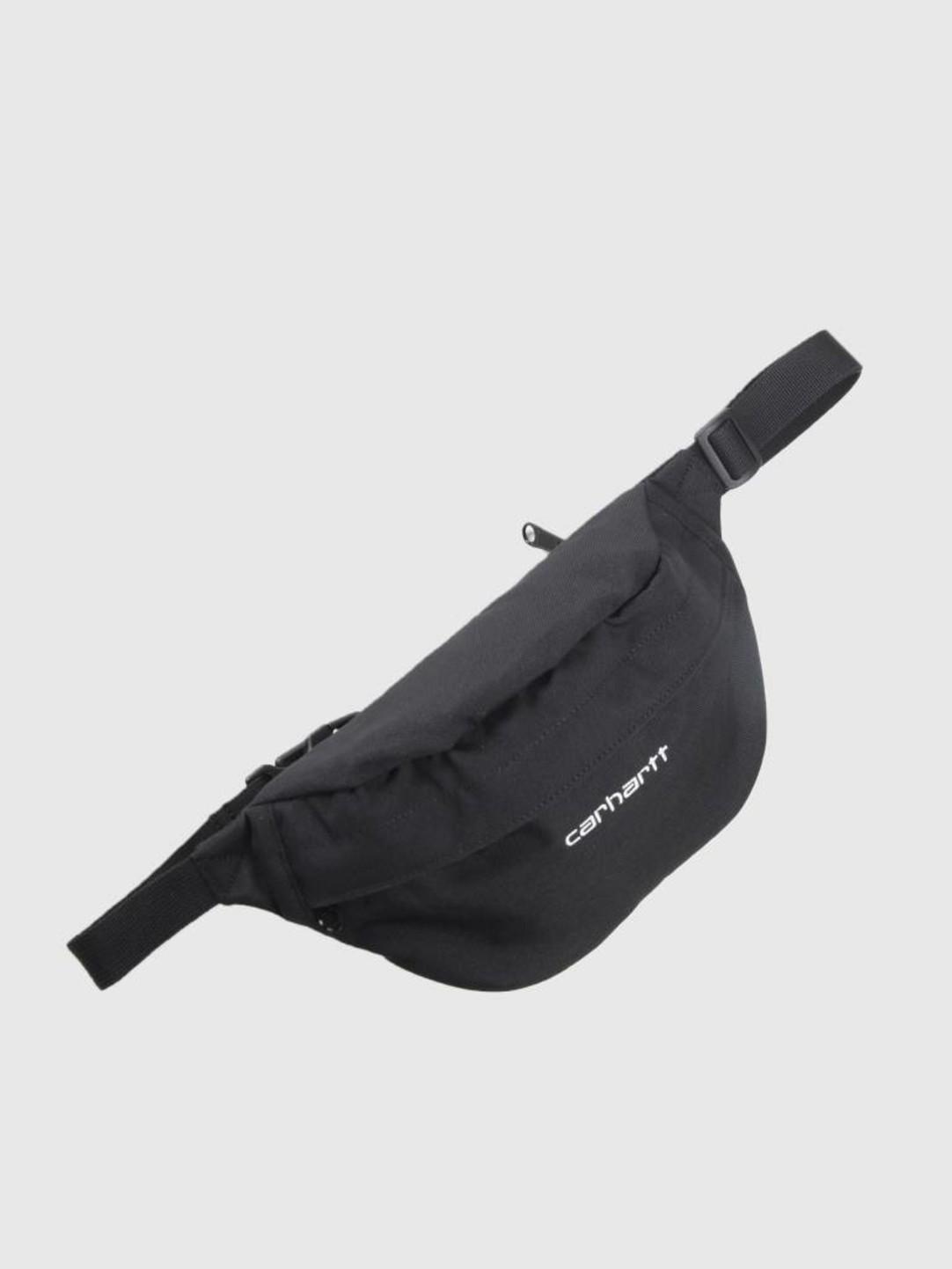 Carhartt WIP Carhartt WIP Payton Hip Bag Black White I025742-8990
