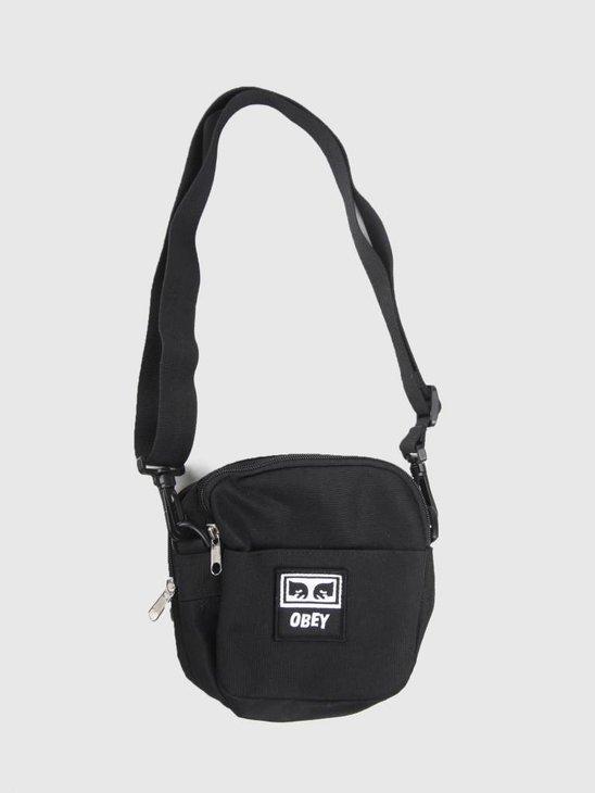Obey Drop Out Traveler Bag Black 100010094