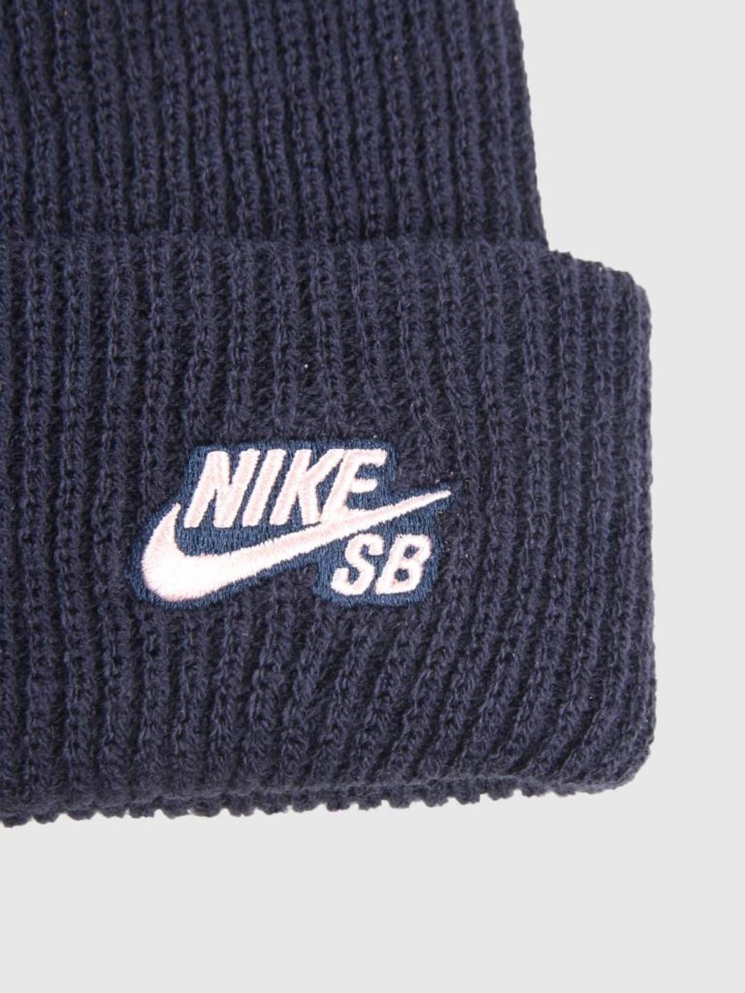 Nike Nike SB Fisherman Cap Obsidian Storm Pink 628684-453