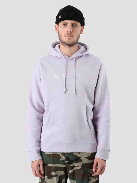 Obey Nouvelle Hood Lilac 112470026-LIL