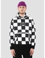 Obey Obey Gusto Hood Checker 112470037-CHK