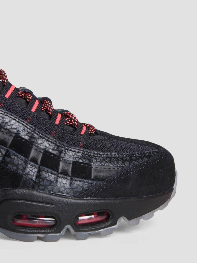 brand new e8215 4801e Nike Nike Air Max 95 Black Infrared Av7014-001