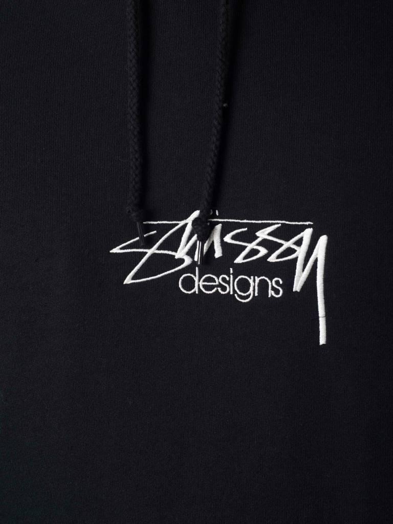 Stussy Stussy Design App. Hoodie Black 0001