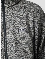 Obey Obey Lense Jacket Khaki leopard 121800334-LEO