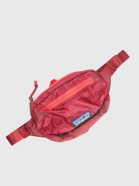 Patagonia Travel Mini Hip Pack Oxide Red 49446
