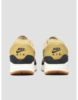Nike Nike Air Max 1 Shoe Golden Moss Blue Force Black Sail Ah8145-302