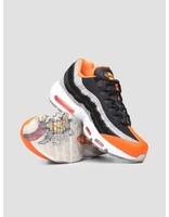 Nike Nike Air Max 95 Black Black Granite Safety Orange Av7014-002