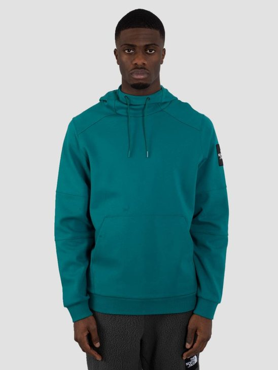 The North Face Fine Box Hoodie Everglade