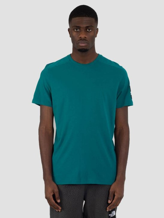 The North Face Fine 2 T-Shirt Everglade